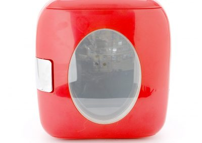 Vivitar 82123-RED-AMX 12 Can Mini Hot & Cold Refrigerator - Color May Vary_2