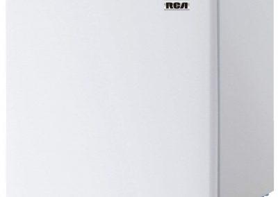 1.6 Cubic Foot Fridge, White