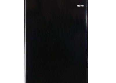 GE HC33SW20RB Compact Refrigerator, 3.3 Cu Ft, Black