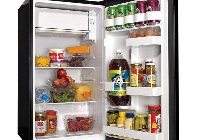 GE HC33SW20RB Compact Refrigerator, 3.3 Cu Ft, Black_2