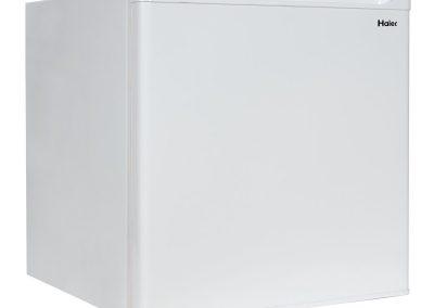 Haier HCR17W 1.7 Cubic Feet Refrigerator-Freezer, White