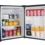 MCAR240SE2 Magic Chef 2.4 Mini Refrigerator