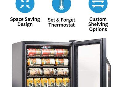 NewAir AB-1200X Beverage Cooler_2