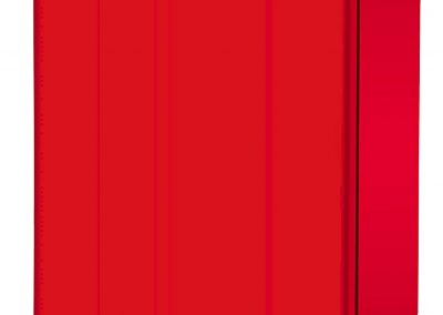 RCA RFR321-FR320-8 IGLOO Mini Refrigerator, 3.2 Cu Ft Fridge, Red