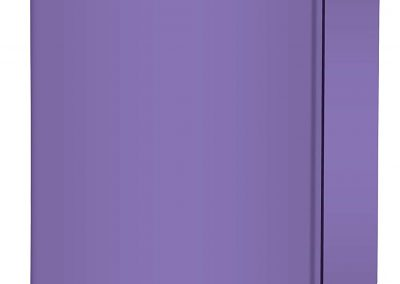 RCA RFR321-FR320_8 IGLOO Mini Refrigerator, 3.2 Cu Ft Fridge, Purple