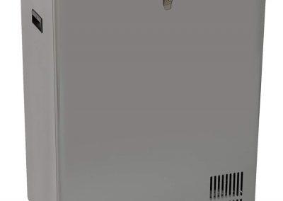 Whynter FM-951GW 95 Quart Wheeled Door Alert and 12v Option Portable Fridge-Freezers One Size Gray