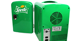 ac dc power option sprite mini fridge